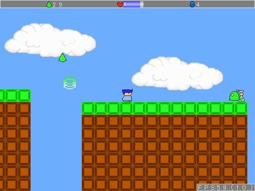 ヤシーユの大冒険4 Game Screen Shot2
