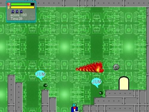 タイプ・ボット Game Screen Shot1