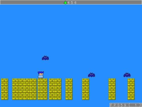 ヤシーユ・ダッシュ! Game Screen Shots