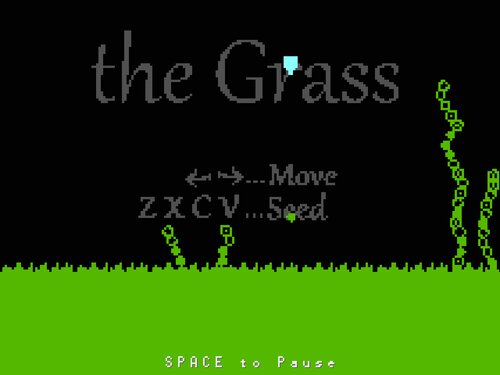 the Grass ( 草 ) Game Screen Shot