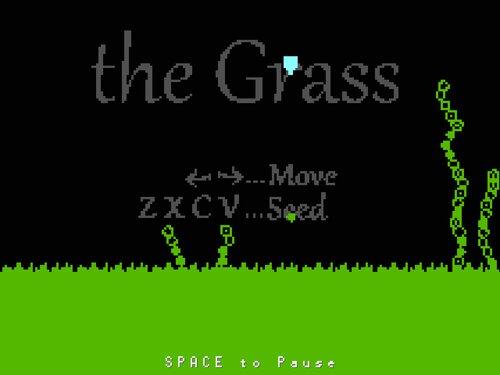 the Grass ( 草 ) Game Screen Shot1