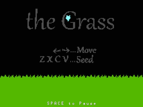 the Grass ( 草 ) Game Screen Shot2