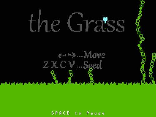 the Grass ( 草 ) Game Screen Shots