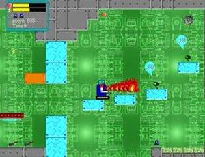 タイプ・ボット Game Screen Shot