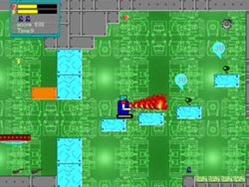 タイプ・ボット Game Screen Shots