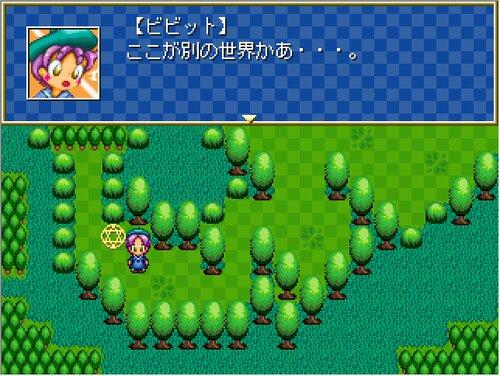カラービビット Game Screen Shot1