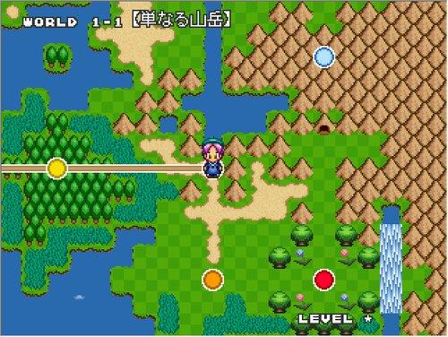 カラービビット Game Screen Shot4