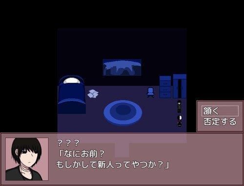 夢の中の鳥籠 序盤 Game Screen Shot2