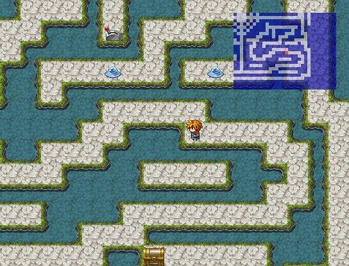 奈落迷宮の絶対支配(パーフェクトオーダー) Game Screen Shot1