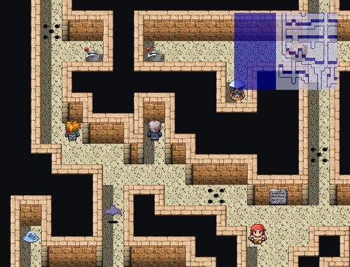 奈落迷宮の絶対支配(パーフェクトオーダー) Game Screen Shot3