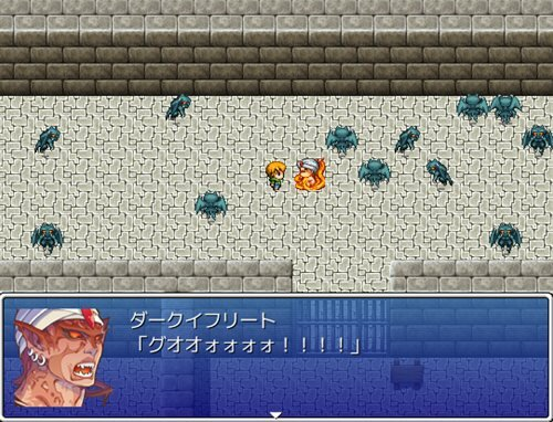 脱獄大作戦 Game Screen Shot