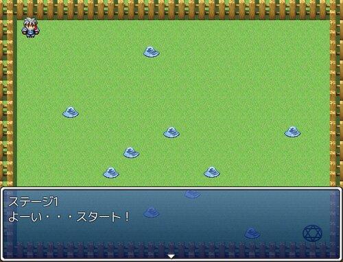 タイムアタッカー Game Screen Shot