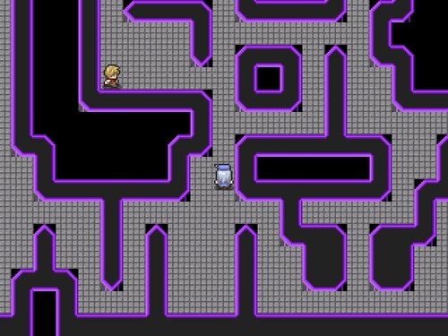 ゆっくりパルムの挑戦状  Game Screen Shot