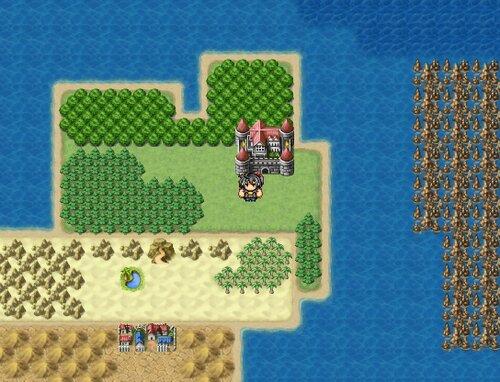 リーフィクエスト2 Game Screen Shot4