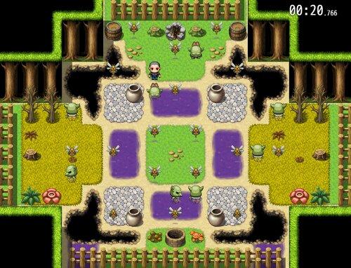 オークの森 Game Screen Shot3