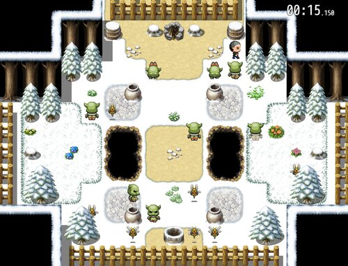 オークの森 Game Screen Shot5