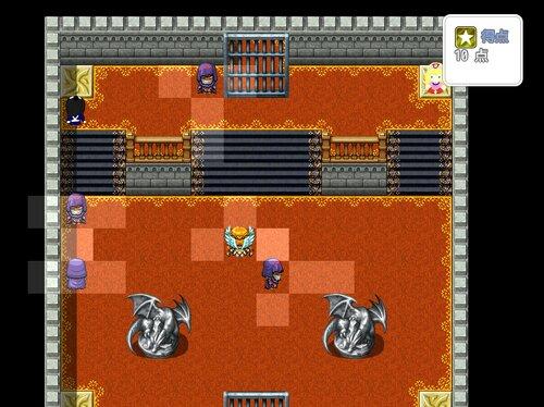 メイドさんの鬼ごっこ Game Screen Shot