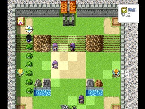 メイドさんの鬼ごっこ Game Screen Shots
