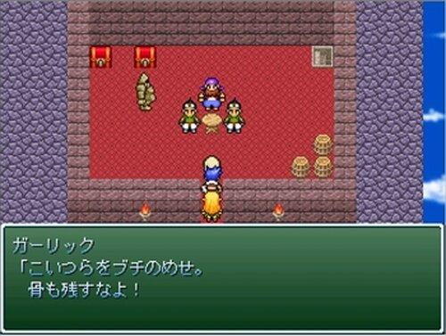 ひつじクエスト Game Screen Shot3