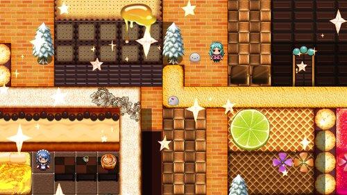 第一次タピオカ大戦 Game Screen Shot3