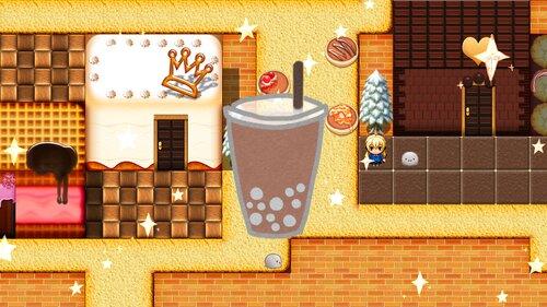 第一次タピオカ大戦 Game Screen Shot5