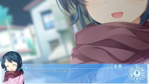 白色の記憶、雪花の少女。- Episode 1 - Game Screen Shot3
