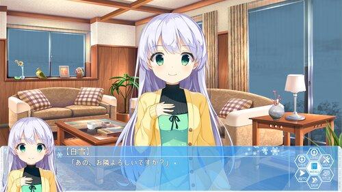 白色の記憶、雪花の少女。- Episode 1 - Game Screen Shot5