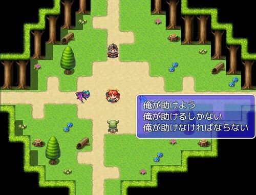 目が覚めたら俺は……老騎士になっていた!? Game Screen Shot3