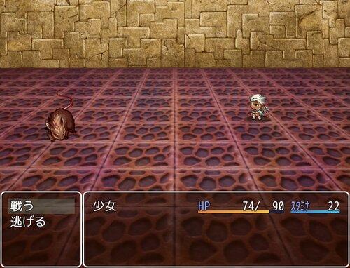 バルビューダと塔の竜たち Game Screen Shot2