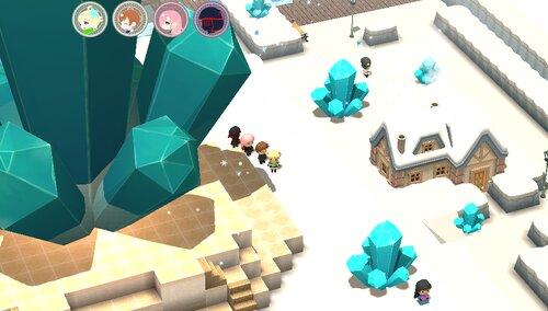 弔いに花束を Game Screen Shot1