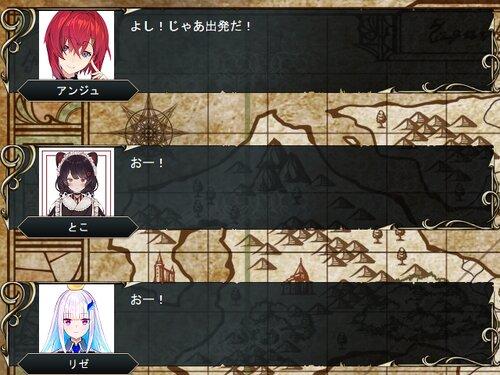 にじさんじエムブレム Game Screen Shot1