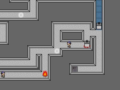 地下100階建てのダンジョン Game Screen Shot1