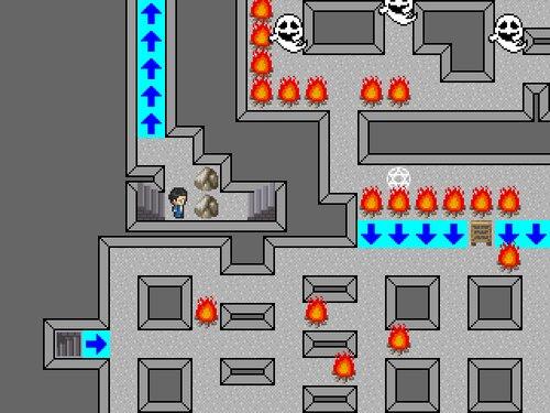 地下100階建てのダンジョン Game Screen Shots