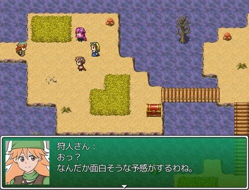 不思議の国のライオット Game Screen Shot5