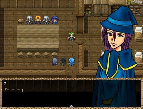 アーシェの泪 Game Screen Shot5