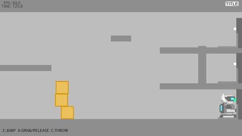 ハコハコビ Game Screen Shots