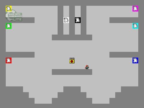 I wanna be the Jet Runner! Game Screen Shot3