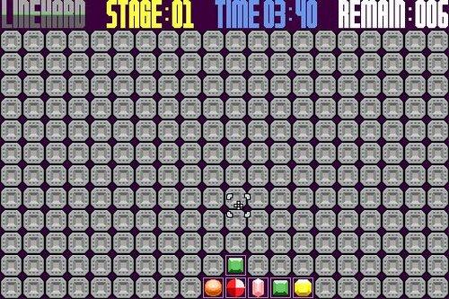Linehard ラインハルト Game Screen Shot2