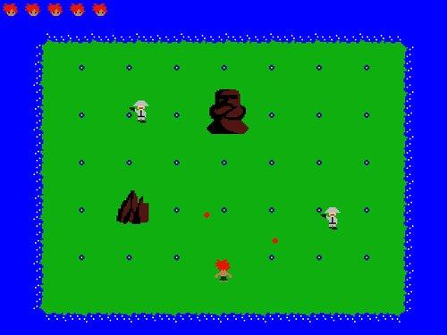 ディアンガの像 Game Screen Shot2