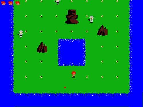 ディアンガの像 Game Screen Shot3