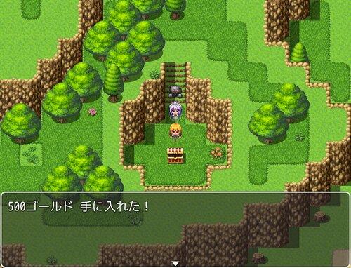 異世界で石に転生した俺は女の子を護りたいので地道に強くなる 第一章~森林脱出編~ Game Screen Shot4