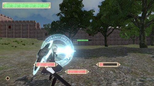 アンブレイカブルハート Game Screen Shot3