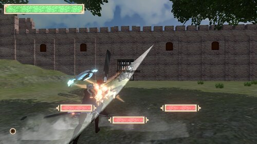 アンブレイカブルハート Game Screen Shot4