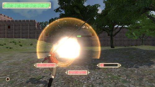 アンブレイカブルハート Game Screen Shots