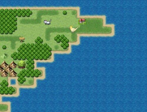 おかめいんこRPG Game Screen Shot2