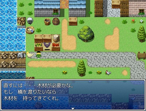 おかめいんこRPG Game Screen Shot4