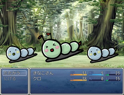 おかめいんこRPG Game Screen Shot5