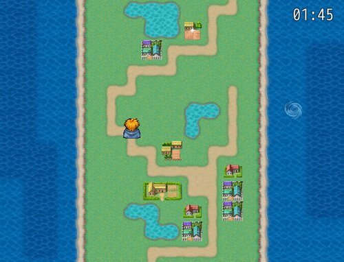 高速魔王討伐! Game Screen Shot