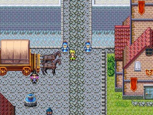 LastPlanet ~空の勇者と赤い大地~ Game Screen Shot2