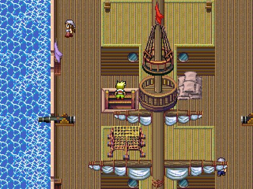 LastPlanet ~空の勇者と赤い大地~ Game Screen Shot4